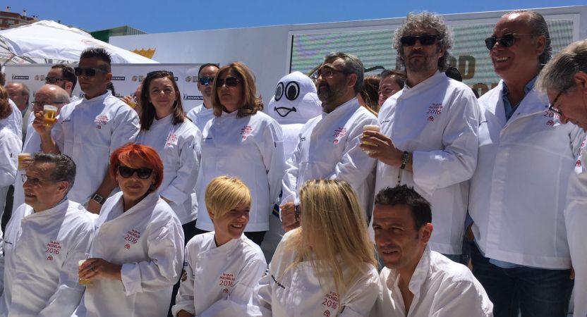 Entrega de Premios BIB Gourmand de Michelin